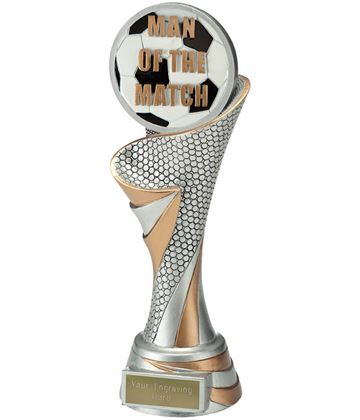 "Reach Man of the Match Trophy 24.5cm (9.5"")"