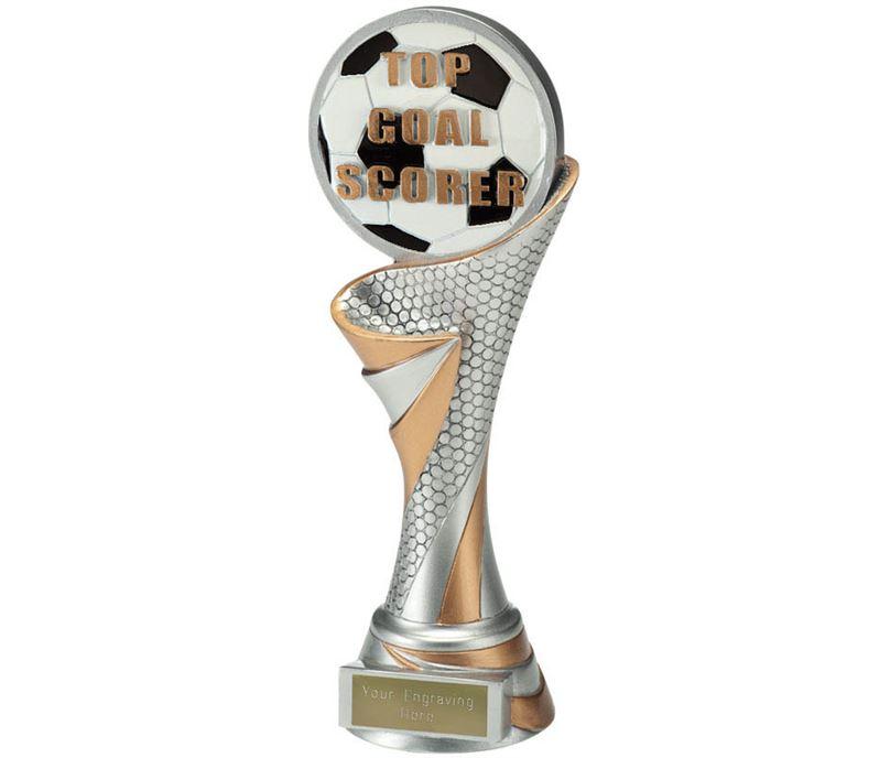 "Reach Top Goal Scorer Trophy 22.5cm (8.75"")"