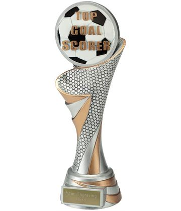 "Reach Top Goal Scorer Trophy 24.5cm (9.5"")"