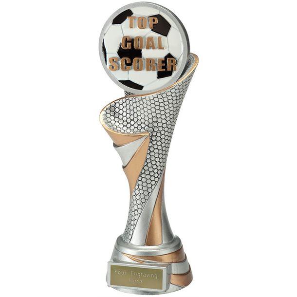 "Reach Top Goal Scorer Trophy 24.5cm (9.5"")"