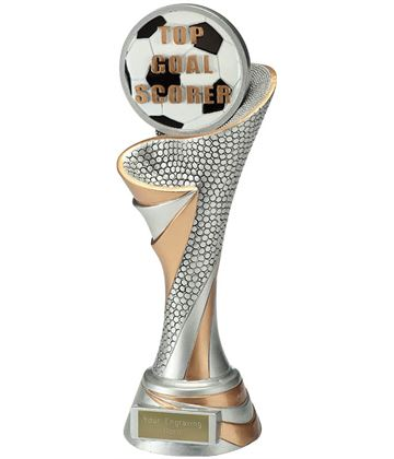 "Reach Top Goal Scorer Trophy 19.75cm (7.75"")"