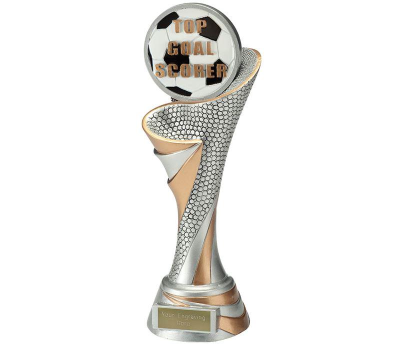 "Reach Top Goal Scorer Trophy 19.75cm (7.75"")"