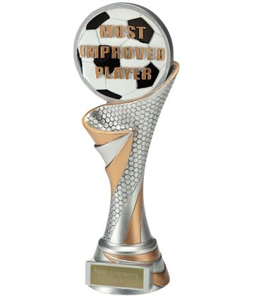 "Reach Most Improved Player Trophy 22.5cm (8.75"")"