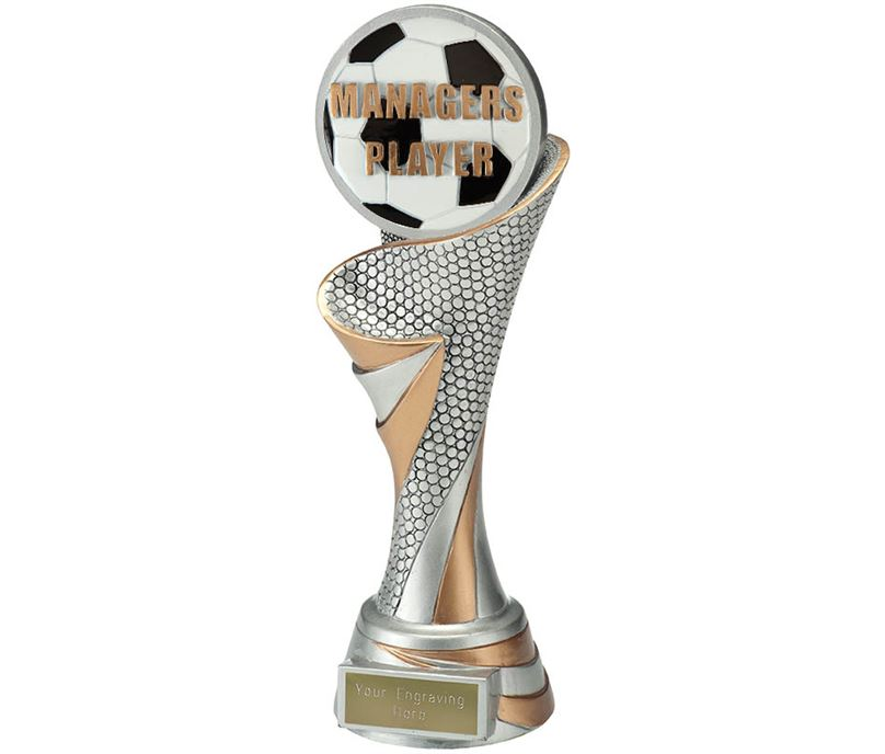 """Reach Managers Player Trophy 24.5cm (9.5"""")"""