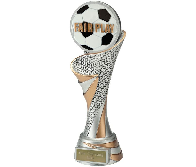 "Reach Fair Play Trophy 24.5cm (9.5"")"