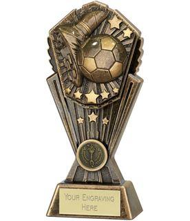 """Cosmos Football Trophy 20cm (8"""")"""