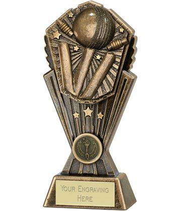 """Cosmos Cricket Trophy 17.5cm (7"""")"""