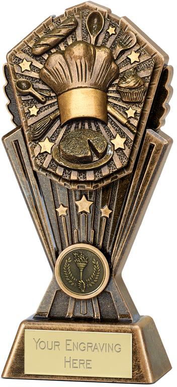 "Cosmos Cooking Trophy 17.5cm (7"")"