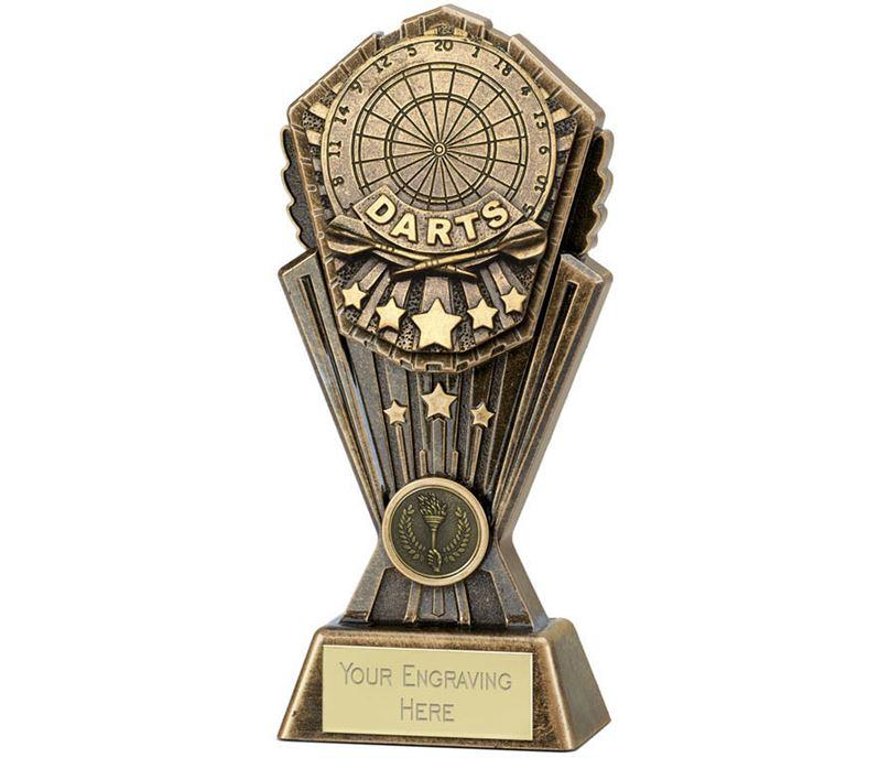 """Cosmos Darts Trophy 17.5cm (7"""")"""