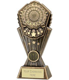 """Cosmos Darts Trophy 20cm (8"""")"""