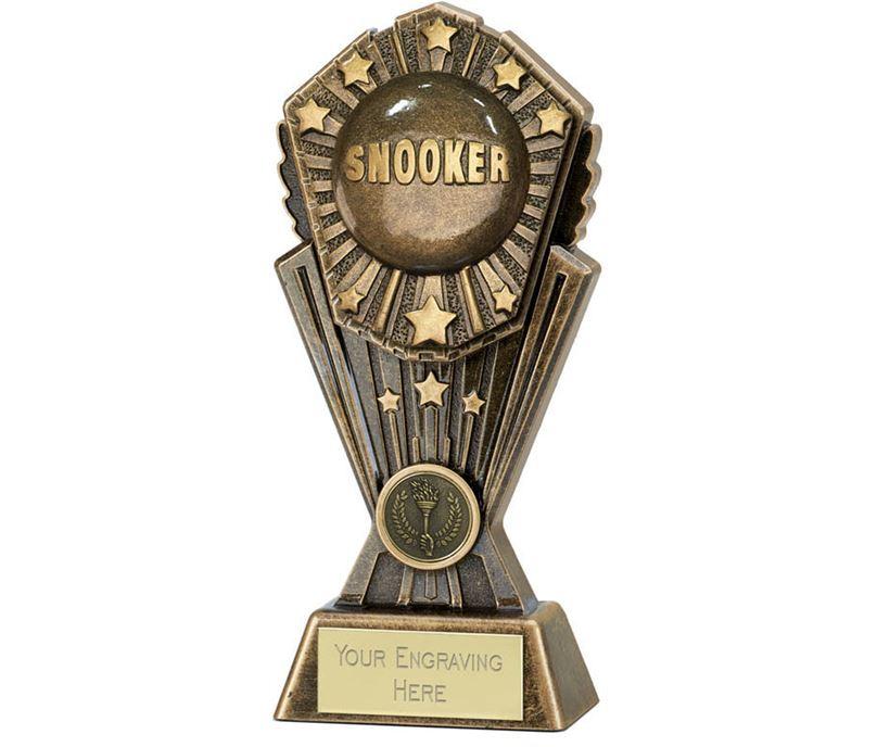 """Cosmos Snooker Trophy 17.5cm (7"""")"""