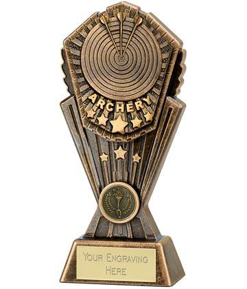 """Cosmos Archery Trophy 17.5cm (7"""")"""