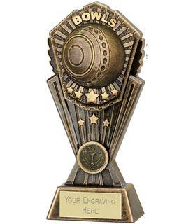 """Cosmos Lawn Bowls Trophy 17.5cm (7"""")"""