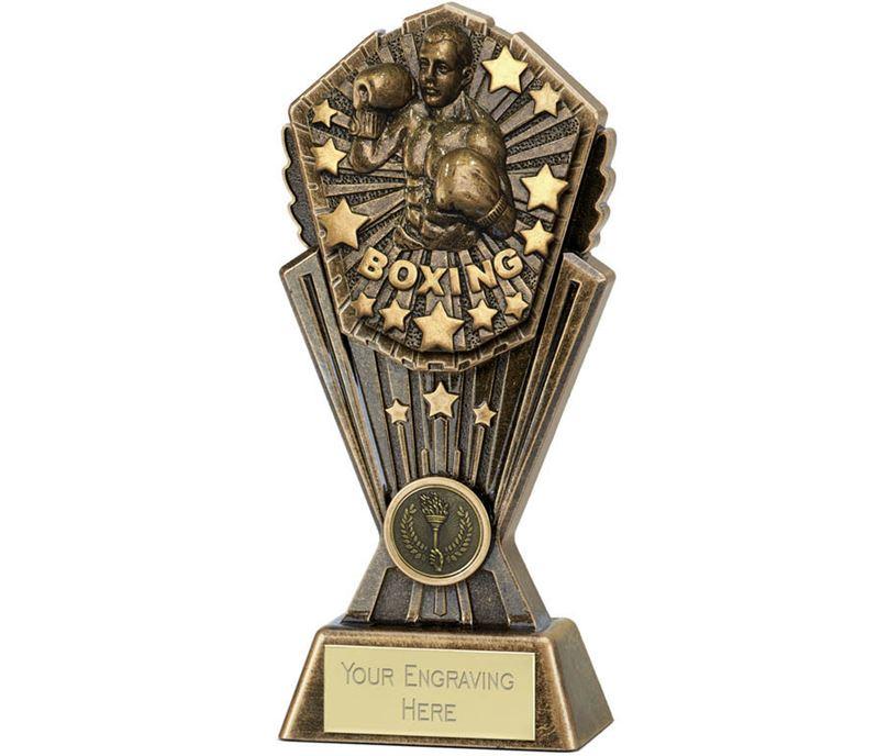 "Cosmos Boxing Trophy 17.5cm (7"")"