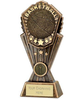 """Cosmos Basketball Trophy 17.5cm (7"""")"""
