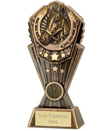 """Cosmos Horse Trophy 17.5cm (7"""")"""