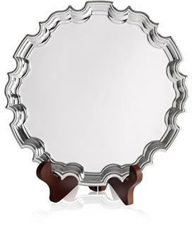 "Heavy Gauge Nickel Salver S3 17.5cm (7"")"