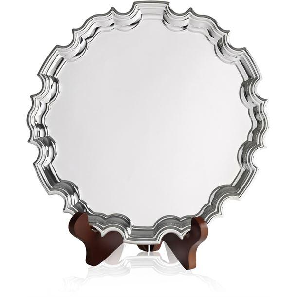"""Heavy Gauge Nickel Salver S3 30.5cm (12"""")"""