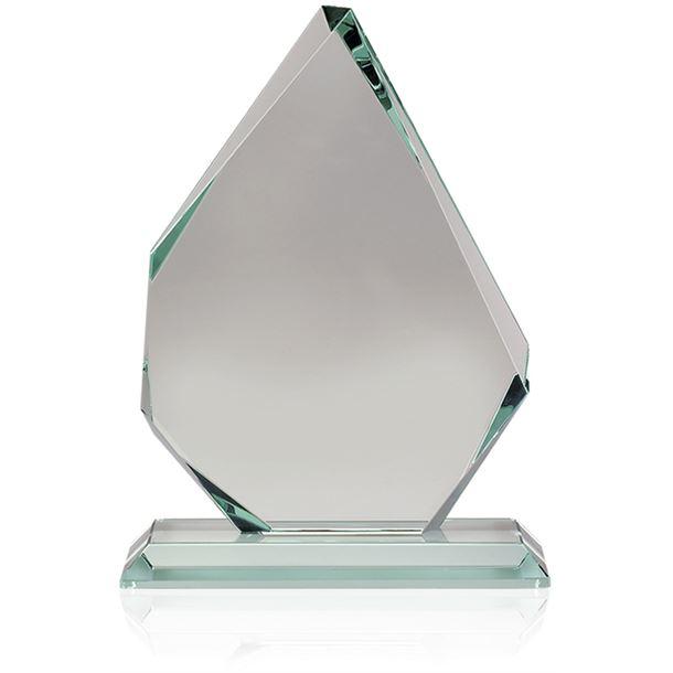 """Jade Iceberg Award 12.5cm (5"""")"""