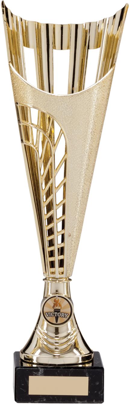 "Garrison Trophy Cup Gold Series 33cm (13.25"")"