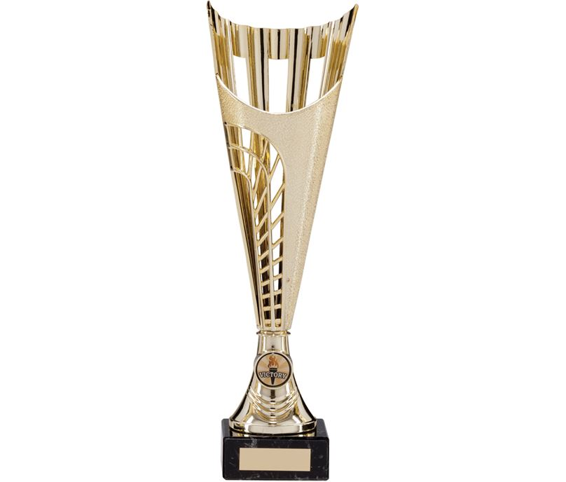 "Garrison Trophy Cup Gold Series 33cm (13.25"")"