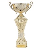 "All Stars Heavyweight Cup Gold 26.5cm (10.5"")"