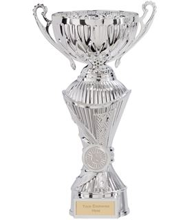 "All Stars Heavyweight Cup Silver 25cm (9.75"")"