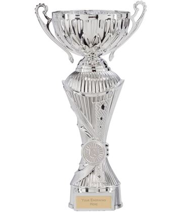 "All Stars Heavyweight Cup Silver 26.5cm (10.5"")"