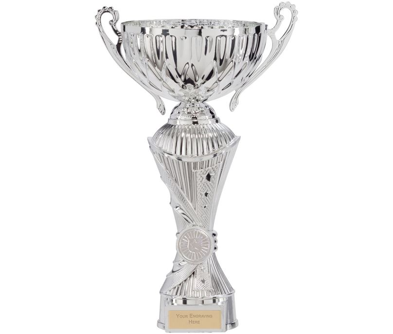 "All Stars Heavyweight Cup Silver 28cm (11"")"