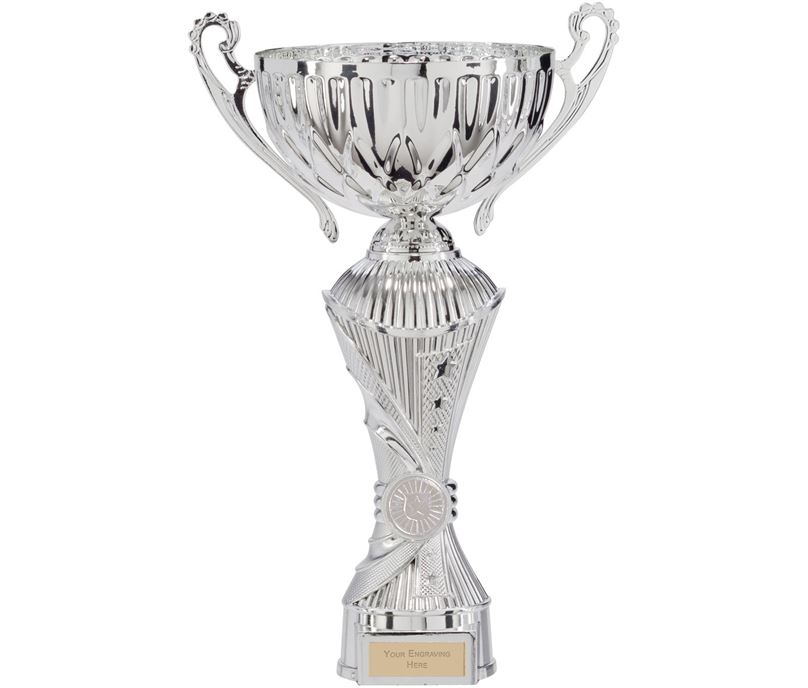 "All Stars Heavyweight Cup Silver 31cm (12.25"")"