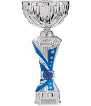 "Astro All Stars Heavyweight Cup Silver & Blue 30cm (11.75"")"