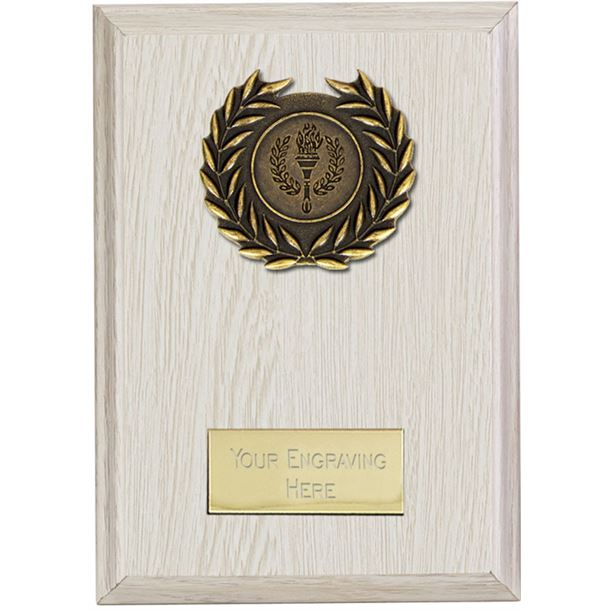 "Event Ivory Plaque 15cm (6"")"