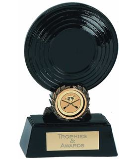 "Clay Pigeon Disc Trophy Award 14cm (5.5"")"