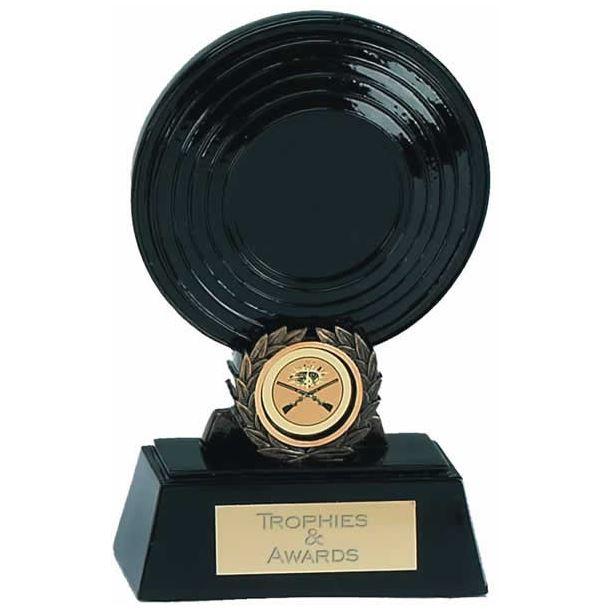 "Clay Pigeon Disc Trophy Award 16.5cm (6.5"")"
