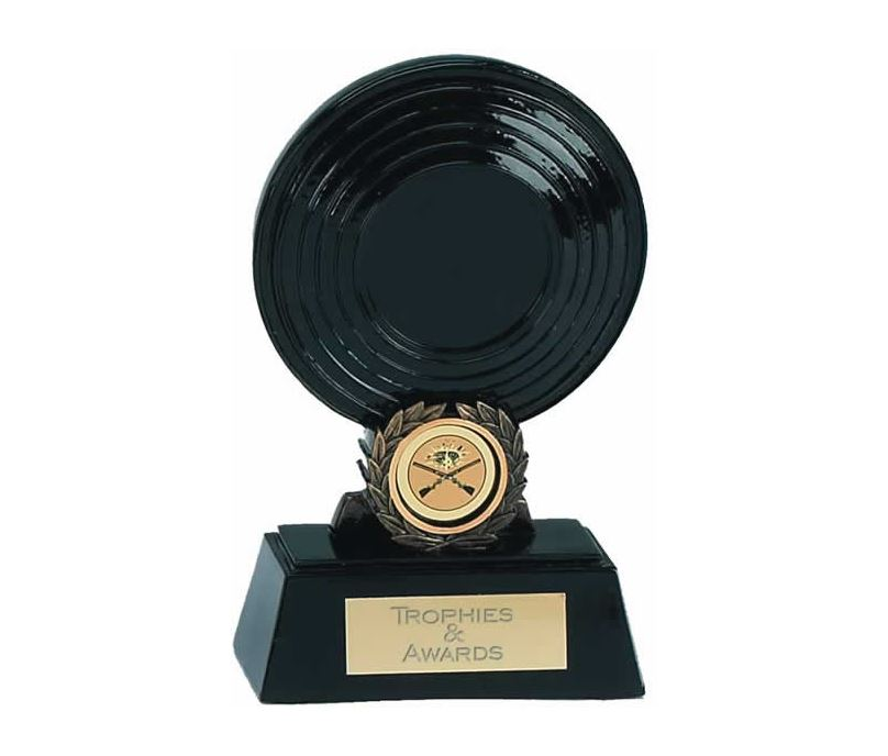 "Clay Pigeon Disc Trophy Award 16.5cm (6.5"")"