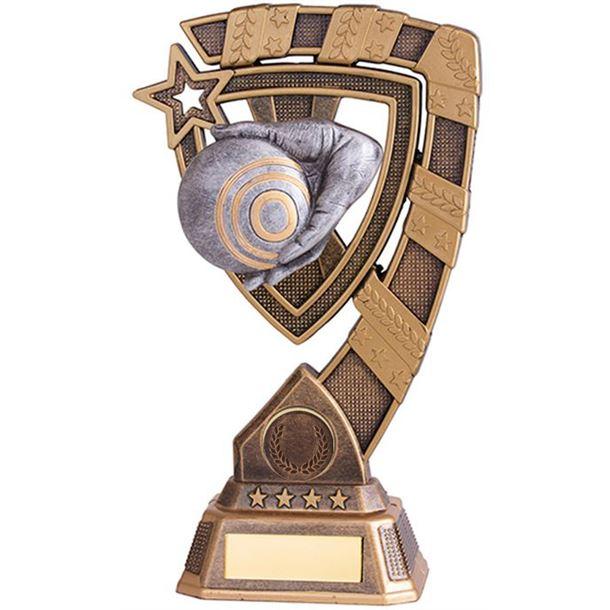 """Euphoria Lawn Bowls Trophy 21cm (8.25"""")"""
