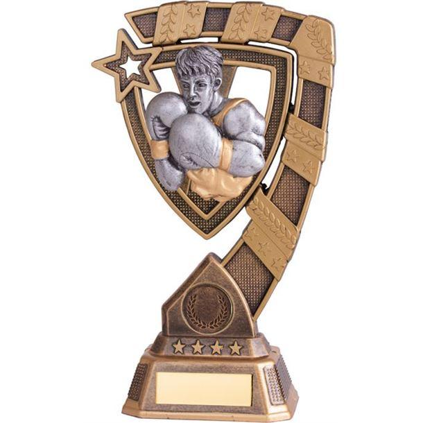 "Euphoria Boxing Trophy 18cm (7"")"