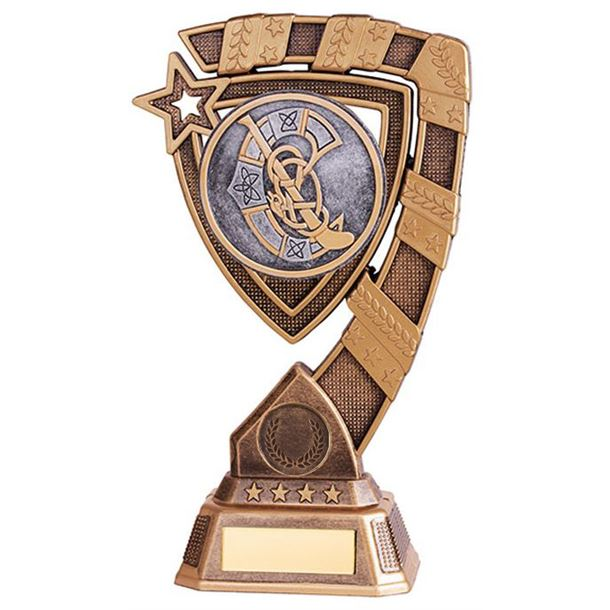 """Euphoria GAA Camogie Trophy 18cm (7"""")"""