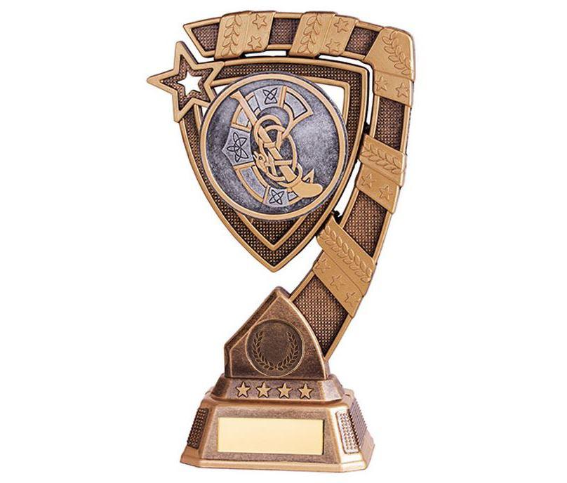 """Euphoria GAA Camogie Trophy 21cm (8.25"""")"""