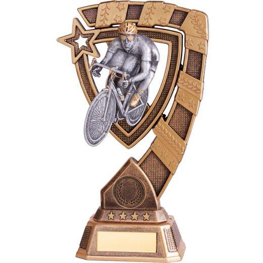 """Euphoria Cycling Trophy 21cm (8.25"""")"""