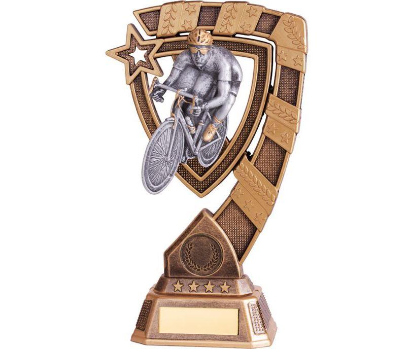 """Euphoria Cycling Trophy 15cm (6"""")"""
