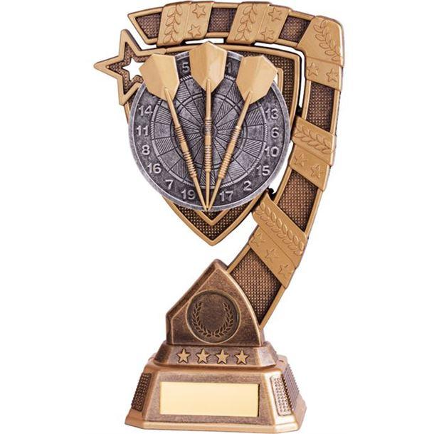 """Euphoria Darts Trophy 15cm (6"""")"""