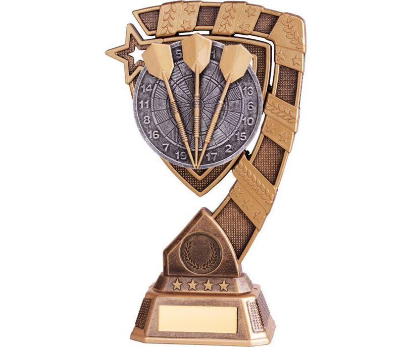 """Euphoria Darts Trophy 18cm (7"""")"""