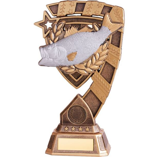 """Euphoria Fishing Trophy 15cm (6"""")"""