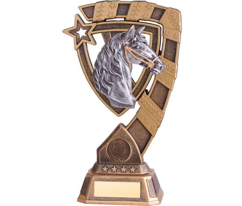 """Euphoria Equestrian Trophy 15cm (6"""")"""