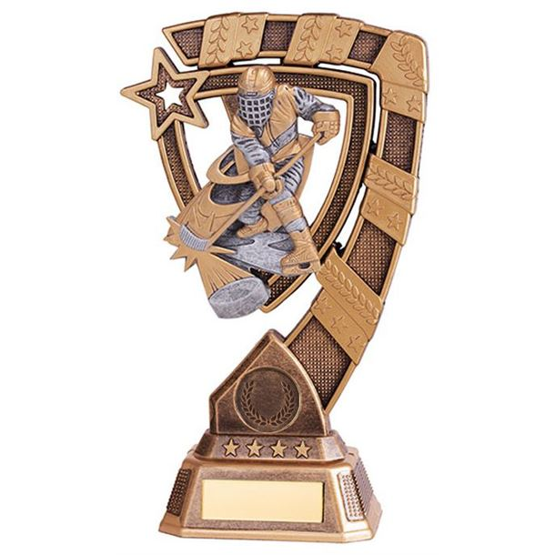 """Euphoria Ice Hockey Trophy 21cm (8.25"""")"""