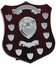 "Silver Annual Shield Presentation Award 35cm (14"")"