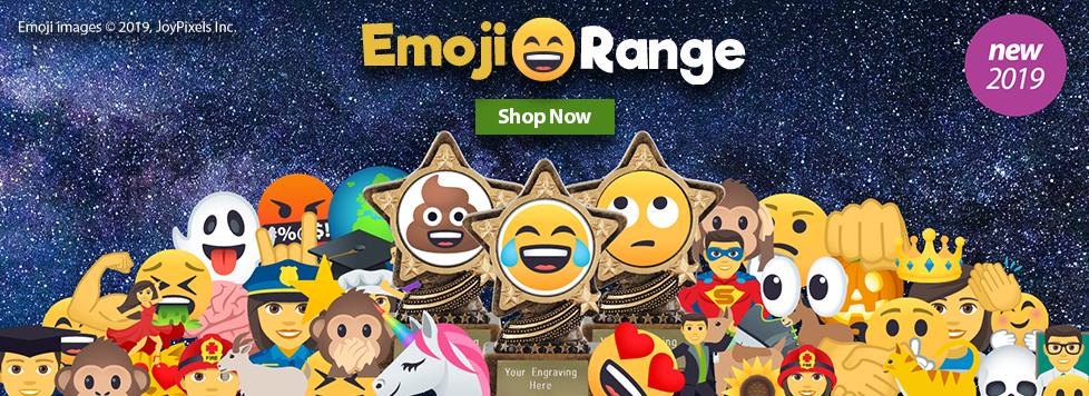 Emoji Trophies
