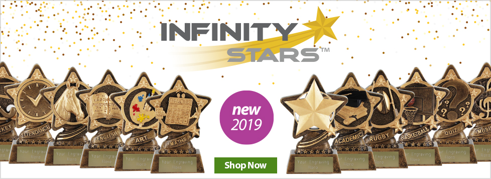 Infinity Star Trophies