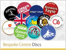 Bespoke Centre Discs